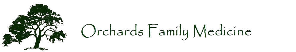 Orchards Family Medicine Logo